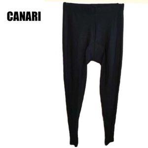Canari Black Vely Cycle Short XL New